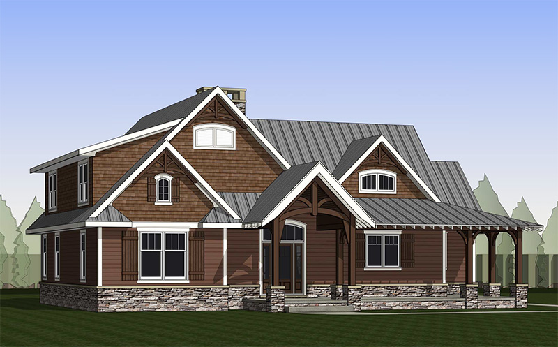 Cedar Hill Realty & Log Homes Adds Southern TimberCraft to Offerings